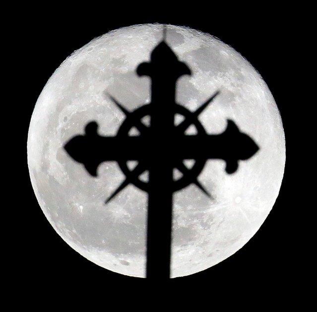 La semana santa es una celebración religiosa con un interesante vínculo con la astronomía. ¿Cuál será ese vínculo? Crédito: Julio Cortez/Foto AP.
