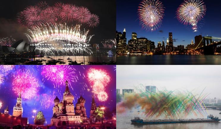 ¡Feliz perihelio! Una fiesta que se realizaría en todos los lugares del planeta al mismo tiempo. Como resultado, en algunos lugares la fiesta sería por la noche, pero en otros sería a plena luz del día.
