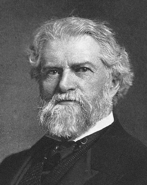 Simon Newcomb, el astrónomo Estaudinense que con sus estudios pioneros astronómicos en la década de los 1870 condujo al descubrimiento de que la rotación de la Tierra estaba cambiando.