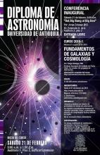 Afiche del Diploma de Astronomía